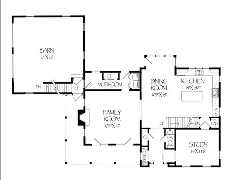 Ridgeview construction connor mill built homes halm for Parker house designs